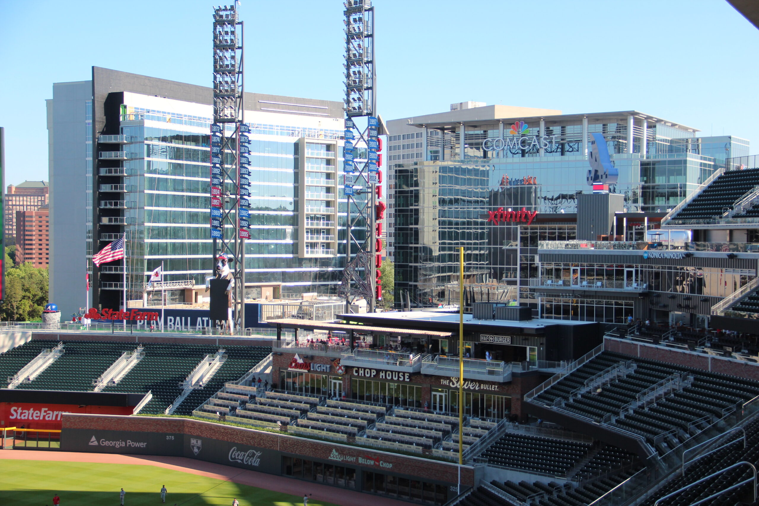 The Fiscal Impact of SunTrust Park at The Battery Atlanta on Cobb County